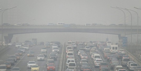 Are Natural Gas Vehicles the Answer to Beijing's Nasty Smog Problems?
