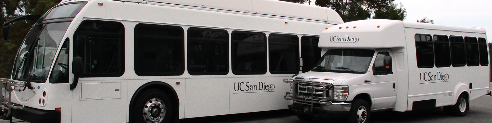 UCSD SHUTTLE DRIVER PC