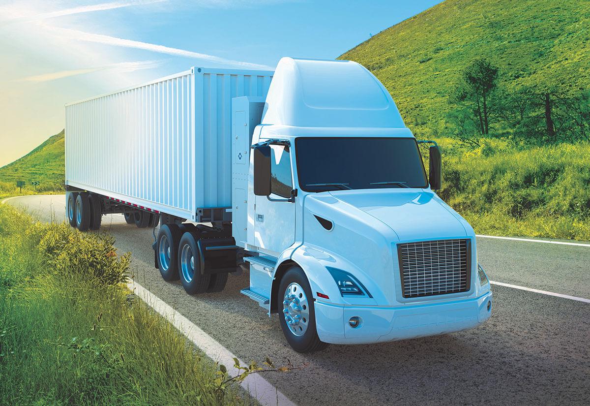 Cut your fleet's emissions to zero.