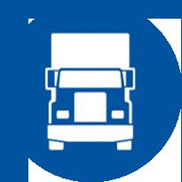 Medium Duty Truck Icon