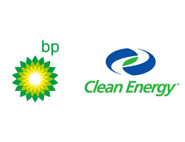 BP and CE Logos