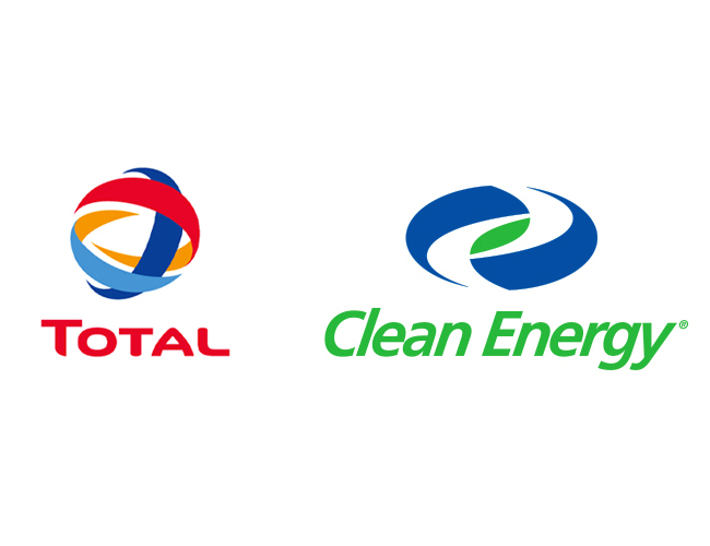 Total and CE Logos