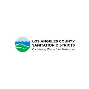 Los Angeles County Sanitation District Logo