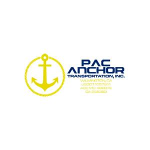 Pan Anchor Transportation Logo